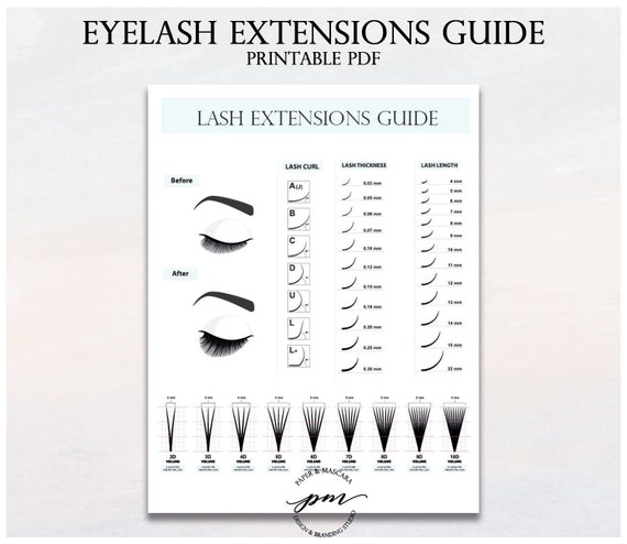 graphic about Printable Guide referred to as Lash Extensions Consultant, Printable Eyelash Extensions Technician Marketing consultant, Eyelash Technician Business enterprise Variety