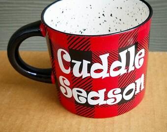 Cuddle Season Mug