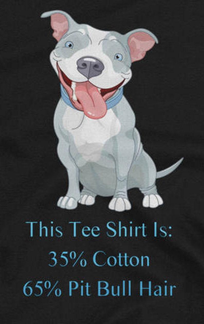 fab895567c Pitbull T Shirt Pitbull Shirt Pitbull T-shirt Pitbull | Etsy