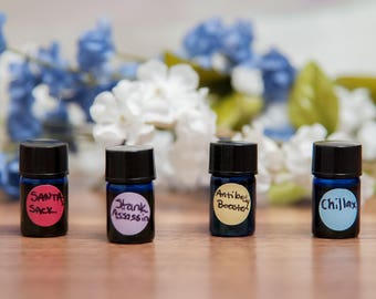 Liz's Essential Oil Concoctions!