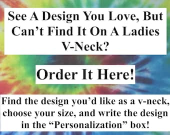 Ladies V-Necks