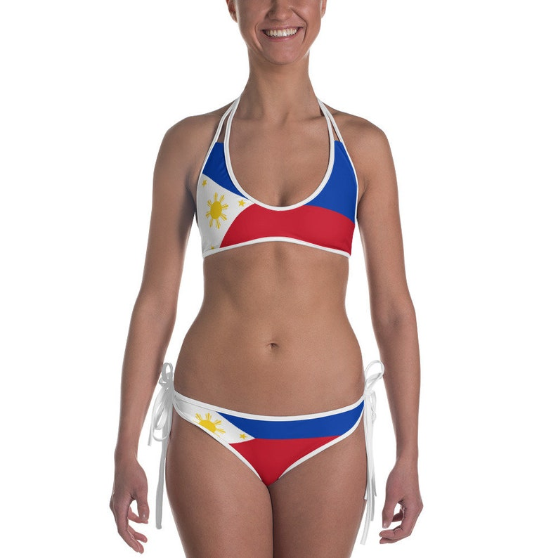 85aac734493d6 Philippines Bikini Two Piece Filipina Swimsuit Sexy
