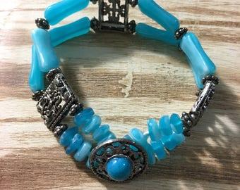 Funky Vintage Bracelet