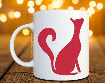 Animal Cat Coffee Mug / Cup