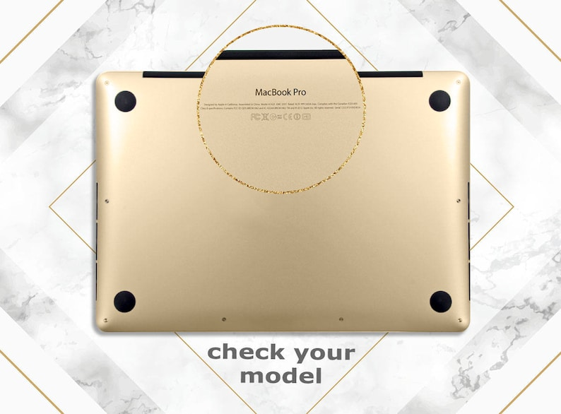 Macbook case cow Cute animals Macbook hard case Wild flowers Golden glitter case Pro 13 2020 Air 13 2020 case Rose gold case Macbook Air 11