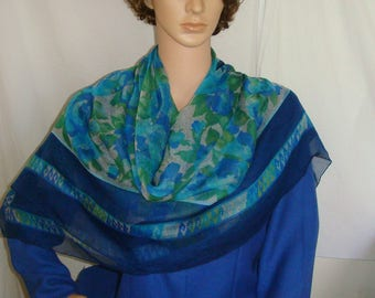 Large 113 x 113 Square Scarf