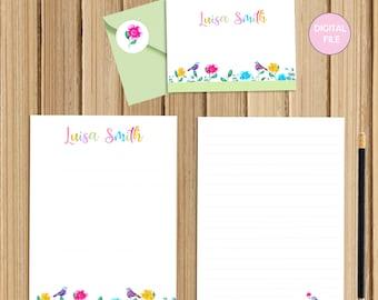 82d965de54f4 Printable notepads | Etsy