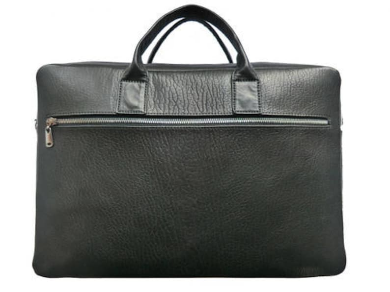 Homme Sac en Cuir Business Messenger Ordinateur Portable Épaule Sacoche Sac à main marron USA