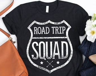 e1c0d6c62 Road Trip Shirt / Road Trip Gifts / Vacation Shirt / Travel Shirt / Girls Trip  Shirt / Family Vacation / Camping Hiking / Tank Top / Hoodie