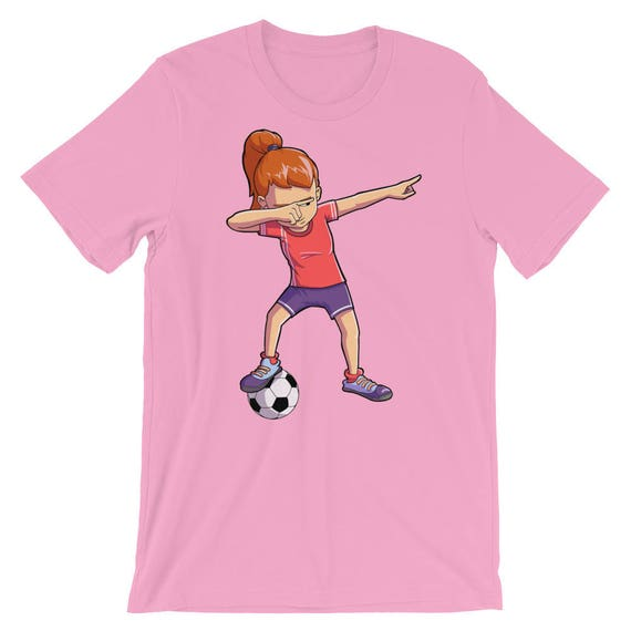 Soccer Lover Gift Silly Boys Soccer Is For Girls Girls/' Fitted Kids T-Shirt