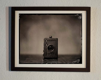 Zeiss Tengor Box Camera | Poster | analogue photography