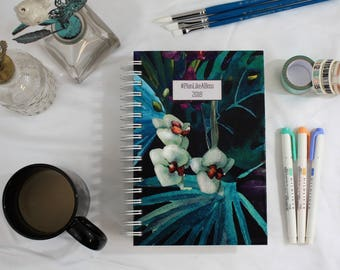 Spiral Notebook- Personalized Notebook-Writing Journal-Journal-Notebook-Lined Notebook-Cute Journal-Journal Diary-Blank Notebook-A5 Notebook