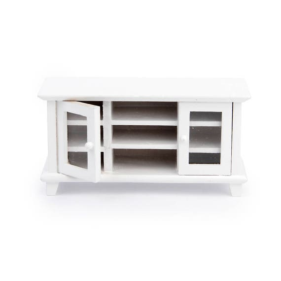 Excellent Quality 1 12 Dollhouse Miniature Furniture Wooden Tv Cabinet White Doll House Pretend Play Classic Toys Class Toys Gift For Kid Creativecarmelina Interior Chair Design Creativecarmelinacom