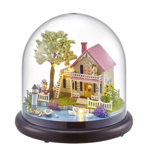 mini landscape ADULT garden resin doll house Cake Decorations toppers figures UK