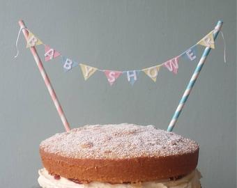 6cf69692d Banner cake topper
