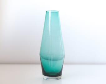 Art Glass Riihimaen Lasi Oy Riihimaki Grey Blue Art Glass 1472 Vase By Tamara Aladin The Latest Fashion Pottery, Porcelain & Glass