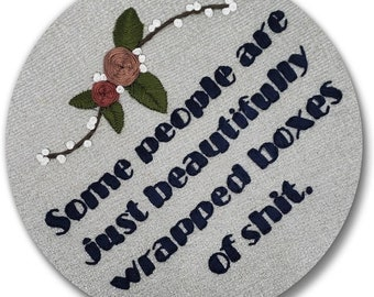 """2"""" Embroidery Replica Magnet"""