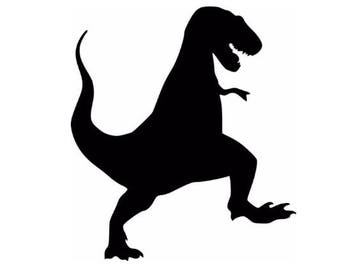 Dinosaur Decal | Dinosaur Decor | Dinosaur Decorations | Decals for kids | Decal for yeti | Animal Decal | Dinosaur Stickers