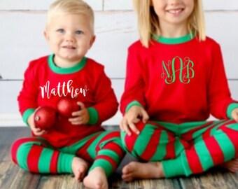 ea33328c3018 Christmas pajamas for children