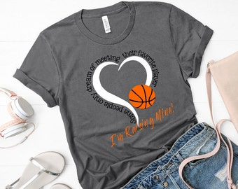 Basketball shirt   Etsy