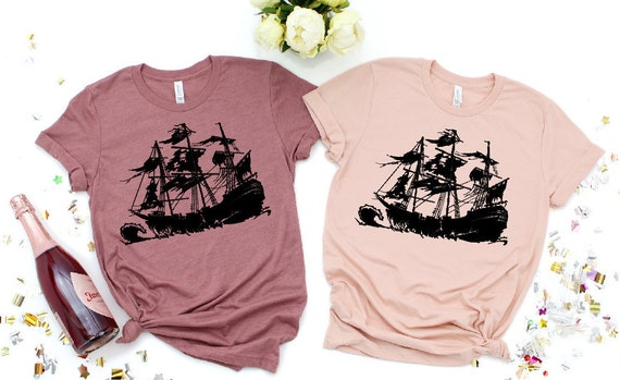 Pirate Ship Shirt - Pirate Shirt