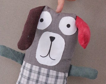 Puppy Rag Upcycling