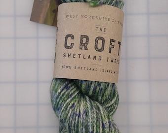 WYS - The Croft - Shetland Tweed - Color #763 Eswick