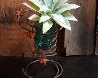 Spring Vase and Votive
