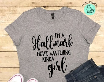 de0b51f334e4 Hallmark Christmas Movie Shirt, Hallmark Channel Shirt, Christmas Shirt