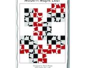 Modern Maple Leaf Pattern