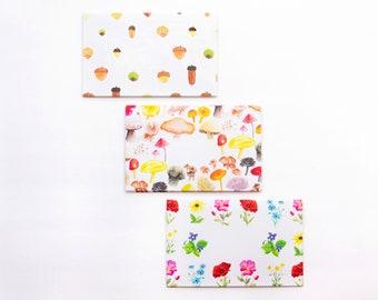 Decorated Envelopes, Nature Envelopes, Mail Art, Envelope Art, Penpal, Happy Mail, Snail Mail, Pen Pal, Letter Writing, Decorated Envelope