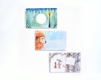 Decorative Envelopes, Envelope Set, Mail Art, Envelope Art, Penpal, Happy Mail, Snail Mail, Pen Pal, Letter Writing, Envelopes, Narnia