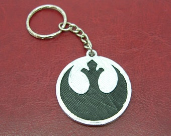 Rebel Alliance Insignia - Keyring