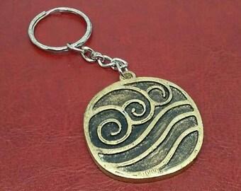 Water Tribe Keychain