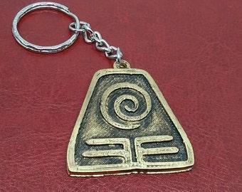 Earth Kingdom Keychain