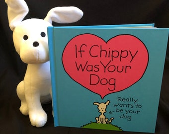 SUPER SPECIAL! Chippy Book with New Plush