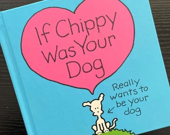 Slightly Nicked Up -If Chippy Was Your Dog SALE!