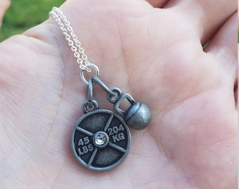 Fitness  lovers Necklace