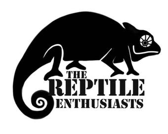 The Reptile Enthusiast Decal