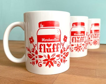 Marshmallow Fluff Mug