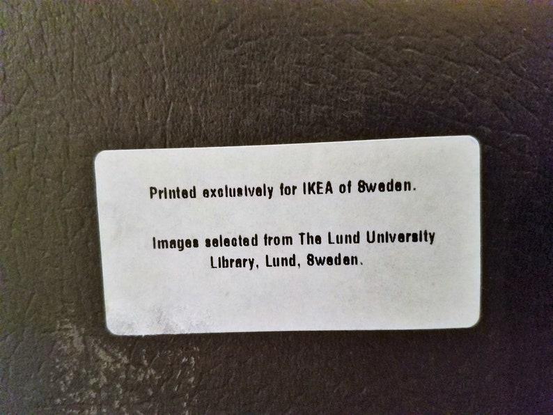 13x Ikea Krukje : Vintage ikea ingelijst botanische print etsy