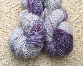 Merino wool yarn - Beauty of the East - Variegated worsted wool
