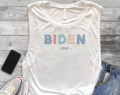 Vintage Joe Biden For President 2020 Democratic Campaign Elections Tank Top