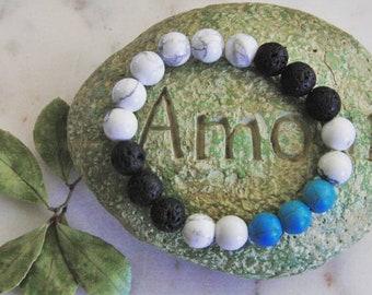 Gabrielle aromatherapy bracelet