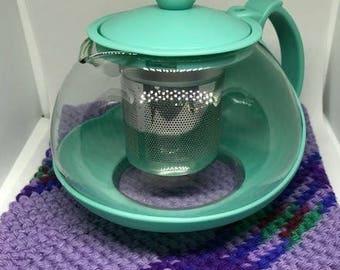 Tea Pot  Holders (Patterns 2 - 9)