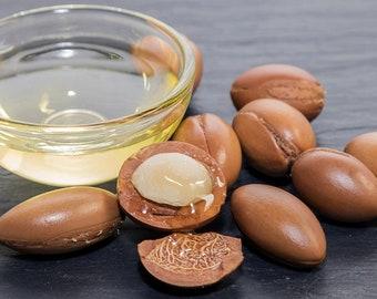 Organic Argan Oil %100 pure, Cold Pressed, Unrefined