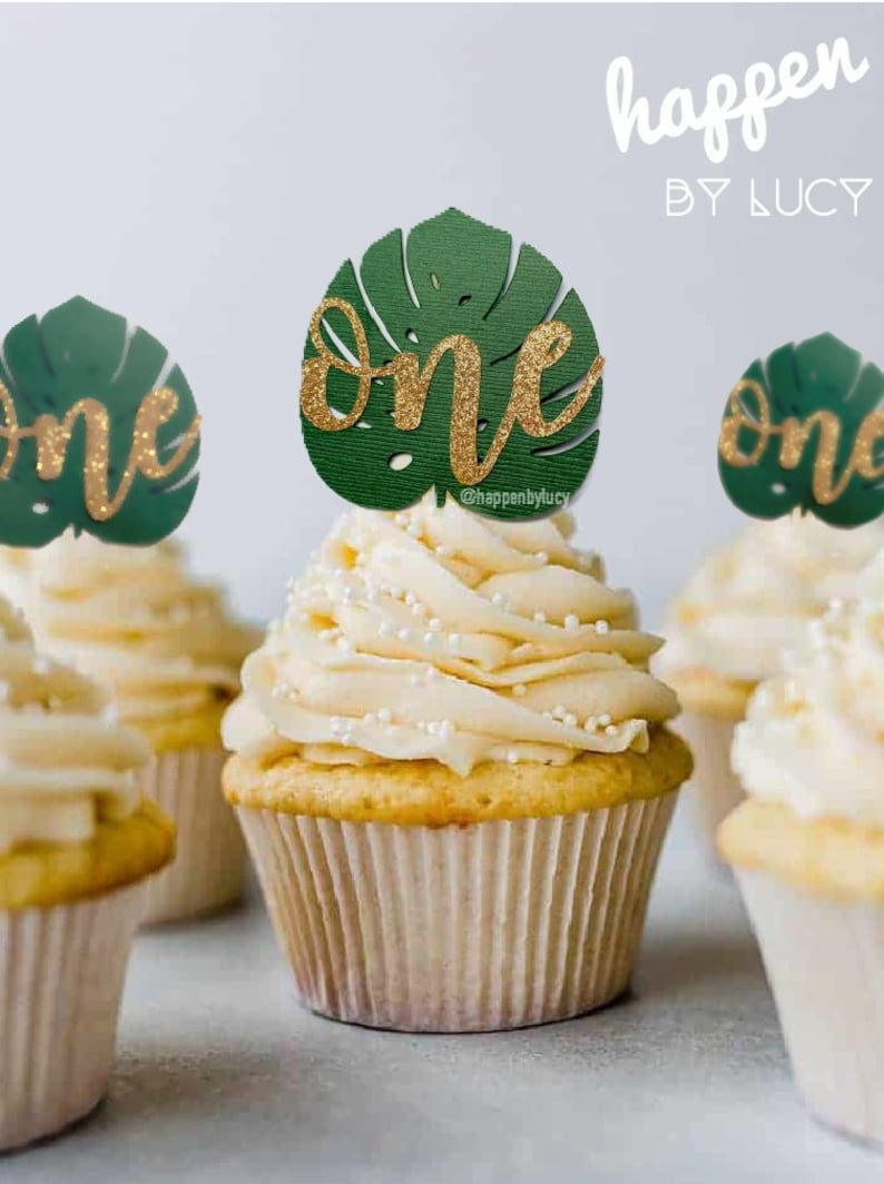 20 mini cupcake toppers NEW BABY TOPPER Baby shower toppers any wording