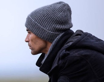 Men's  cashmere hat