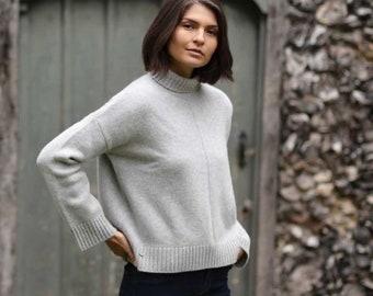 Ponchos, sweaters, wraps