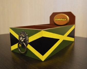 "Wooden box ""Jamaica"""